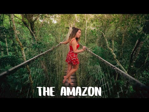 We Made It To The AMAZON!