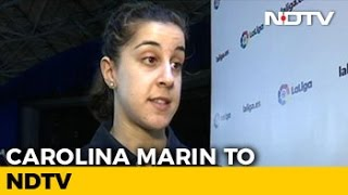 Marin Speaks About PV Sindhu, Saina Nehwal Ahead of India Open