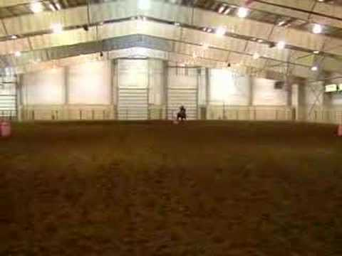 Dena - Triple D Ranch - Barrel racing