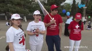 Каспийск в улыбках и  красках детства  Международный день защиты детей с большим размахом отметили в