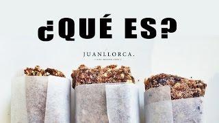 ¿Qué es Juan Llorca, Kids inspired food? Video 0