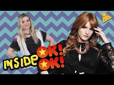 Todos odeiam Bella Thorne | INSIDE OKOK
