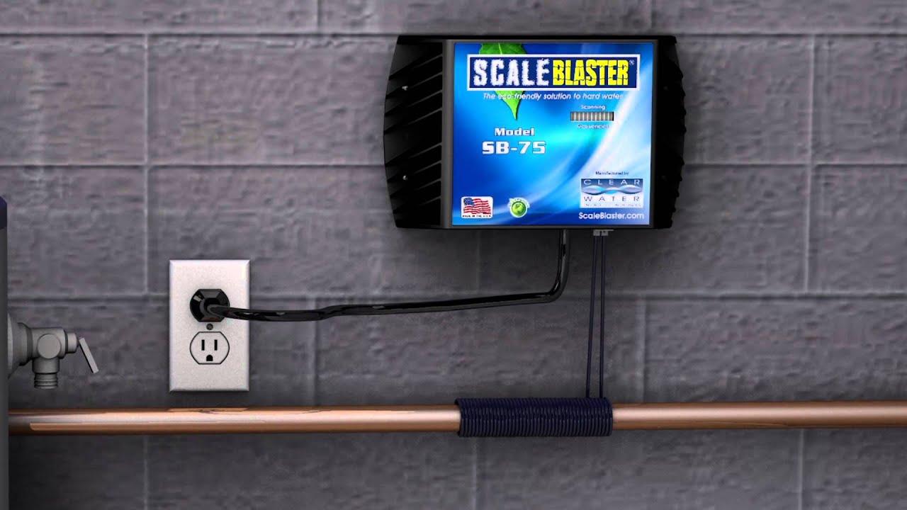 Scaleblaster Sb 75 Hd Youtube