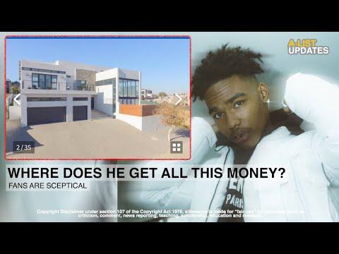 Download LUCASRAPS Buys A R14 Million House. Is He The Richest Rapper? 14 Million?