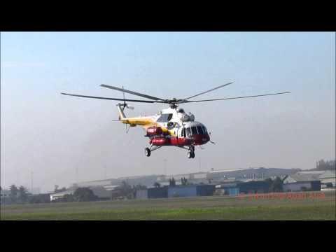 Bomba dan Penyelamat Malaysia Mi-17 M994-03  Helicopter