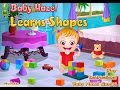 Baby Hazel Learns Shapes Game Movie