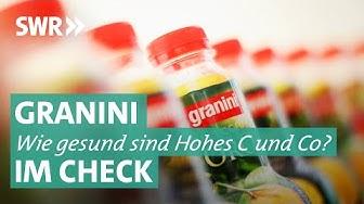 Granini / Hohes C im Check