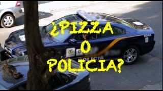 ¿QUÉ LLEGA PRIMERO? ¿PIZZA O POLICIA? - REACCIÓN