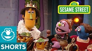 Sesame Street: Omelet the Prince of Dinner