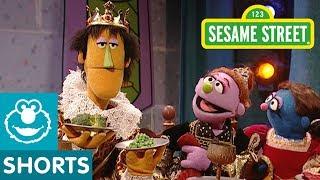 Sesame Street: Omelet the Prince of Dinner