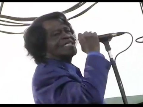 James Brown's last performance in San Francisco