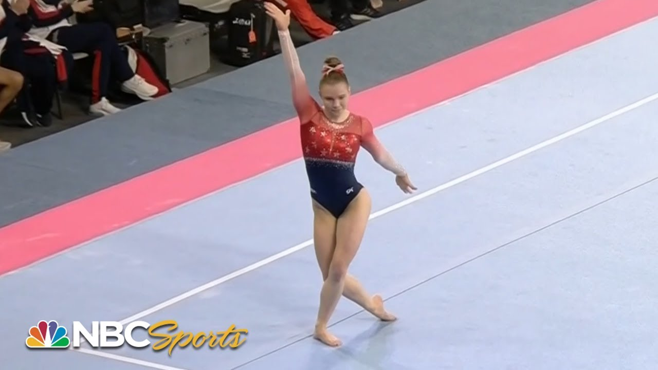 Olympics: Oregon State's Jade Carey qualifies for floor exercise ...