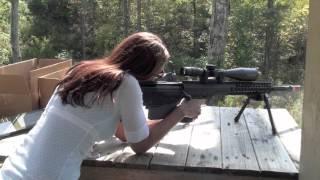 Chick Shooting DTA .50 BMG Thumbnail