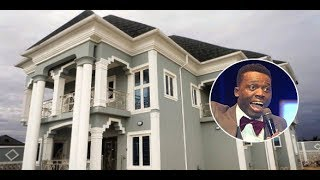 Akpororo Buys  Expensive Mansion Worth Millions in Lagos - Dedicates House to Wife and Daughter