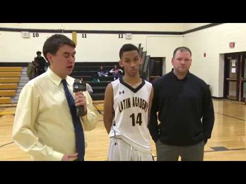 Game of the Week MVP Interview: Latin Academy Sophomore Ikenna Azums & HC Dan Bunker