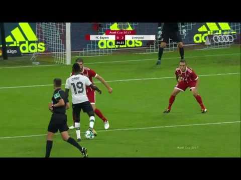 Liverpool Fc Versus Bayern Munich