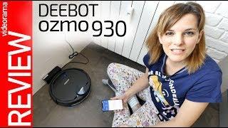 Ecovacs Ozmo 930 - el ROBOT que ASPIRA y FRIEGA a la vez!!-