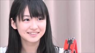 白い杖を持って、野中美希は元気です。