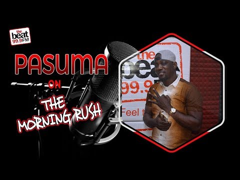 Pasuma On The Morning Rush!