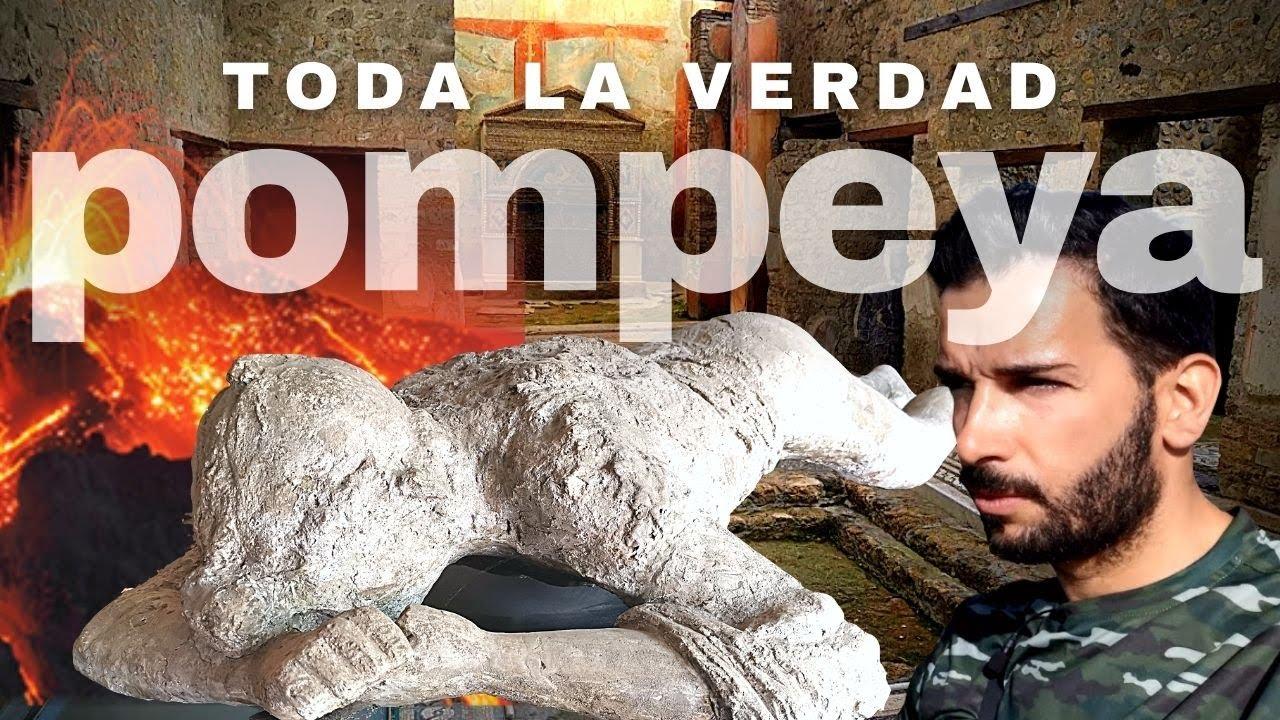 Las ÚLTIMAS HORAS de POMPEYA | ¿Qué pasó con los CUERPOS?