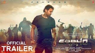 Saaho Official Trailer Releasing | Prabhas, Shraddha Kapoor, Jackie Shroff, Chunky Pandey