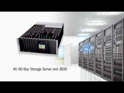Open Cloud Infrastructure with Latest Supermicro Products and Solutions