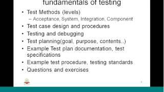 Mod-05 Lec-35 Test Management Tool