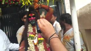 Mahankali Jatara Bonalu 2015 Secunderabad CHAPAL BAVI