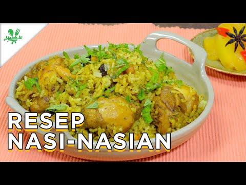 Resep Nasi Briyani Rice Cooker dan Aneka Resep Olahan Nasi!
