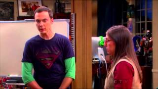 The Big Bang Theory Season 6 Ep 21 - Best Scenes
