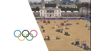 Germany Gold - Team Eventing   London 2012 Olympics