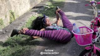 s carter ride viral dance video