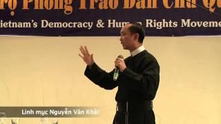 Buổi nói chuyện của Linh mục Nguyễn Văn Khải (Phần 2)