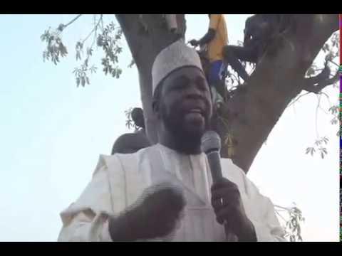 Sheikh Shariff Sani Janbulo: Annabi Uban Kasaita saw
