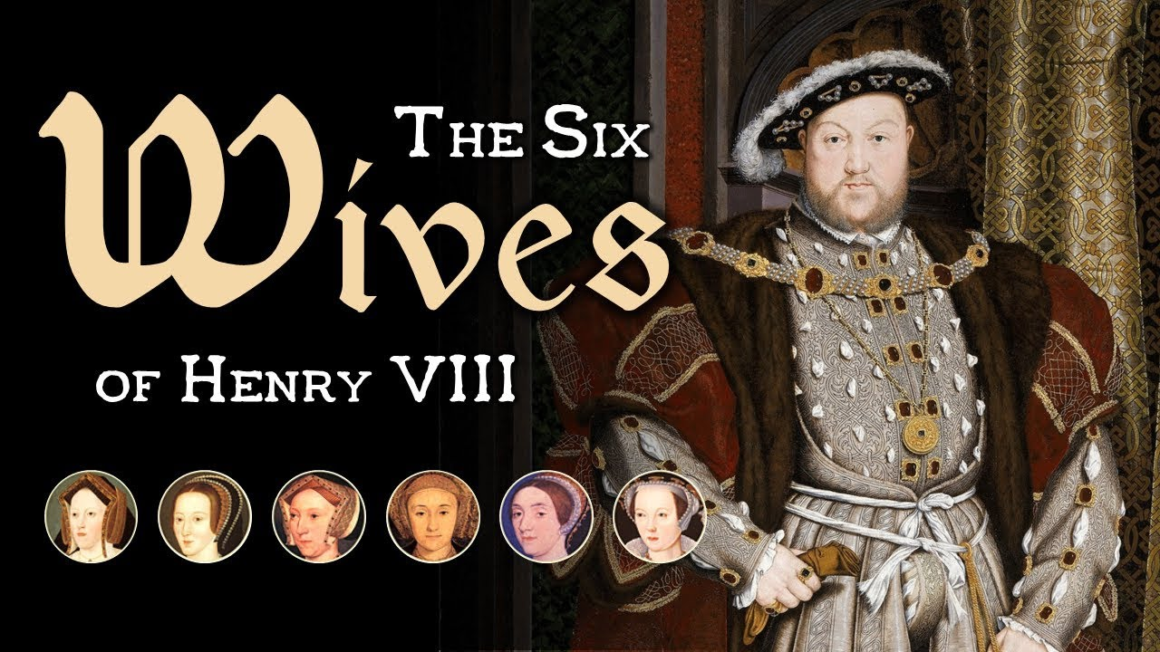 Henry Viii And His Six Wives Book