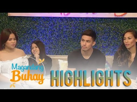 Magandang Buhay: Angel Jones and DJ ChaCha tell the struggles of being a  single mom