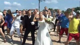 Evita&Alex.Свадебный танец(street dance)жениха и невесты.