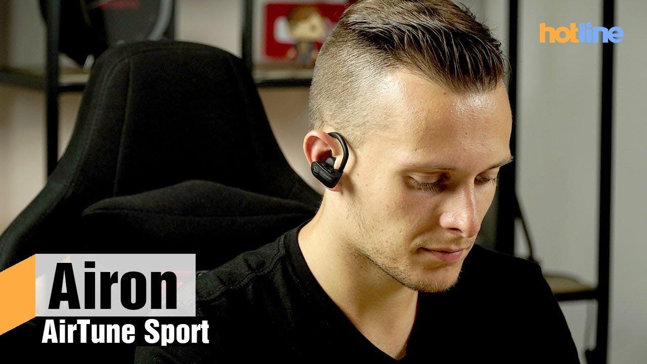 AirTune Sport — обзор TWS-наушников от AirOn