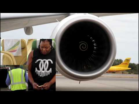 Airbus A350 comes to Harare