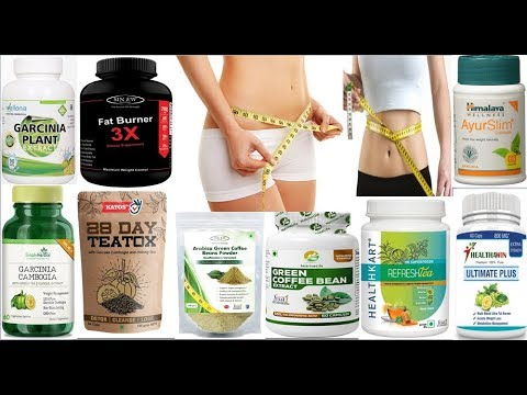 Best Weight Loss products in India with Price| Fat burning products|Weight loss products for women