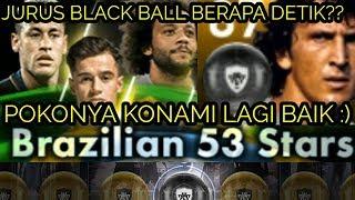 Baixar JURUS BLACK BALL !! MAU BERAPA DETIK ?? :) BRAZILIAN 53 STARS BOX DRAW PART 2 !!