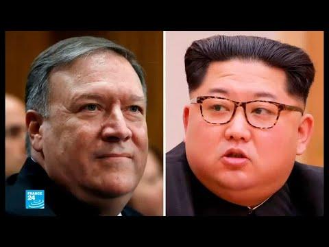 مدير وكالة الاستخبارات الأمريكية التقى كيم جونغ أون في كوريا الشمالية  - نشر قبل 2 ساعة