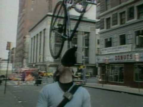 Streetwise Couriers: David Leopold in NYC