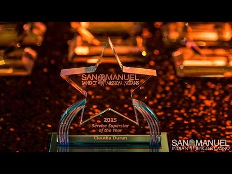 San Manuel Employees of the Year - 2016