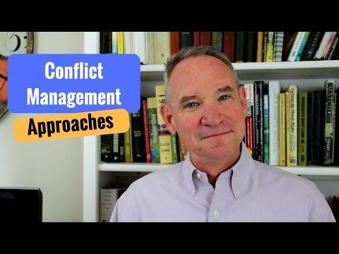 Conflict Management Approaches