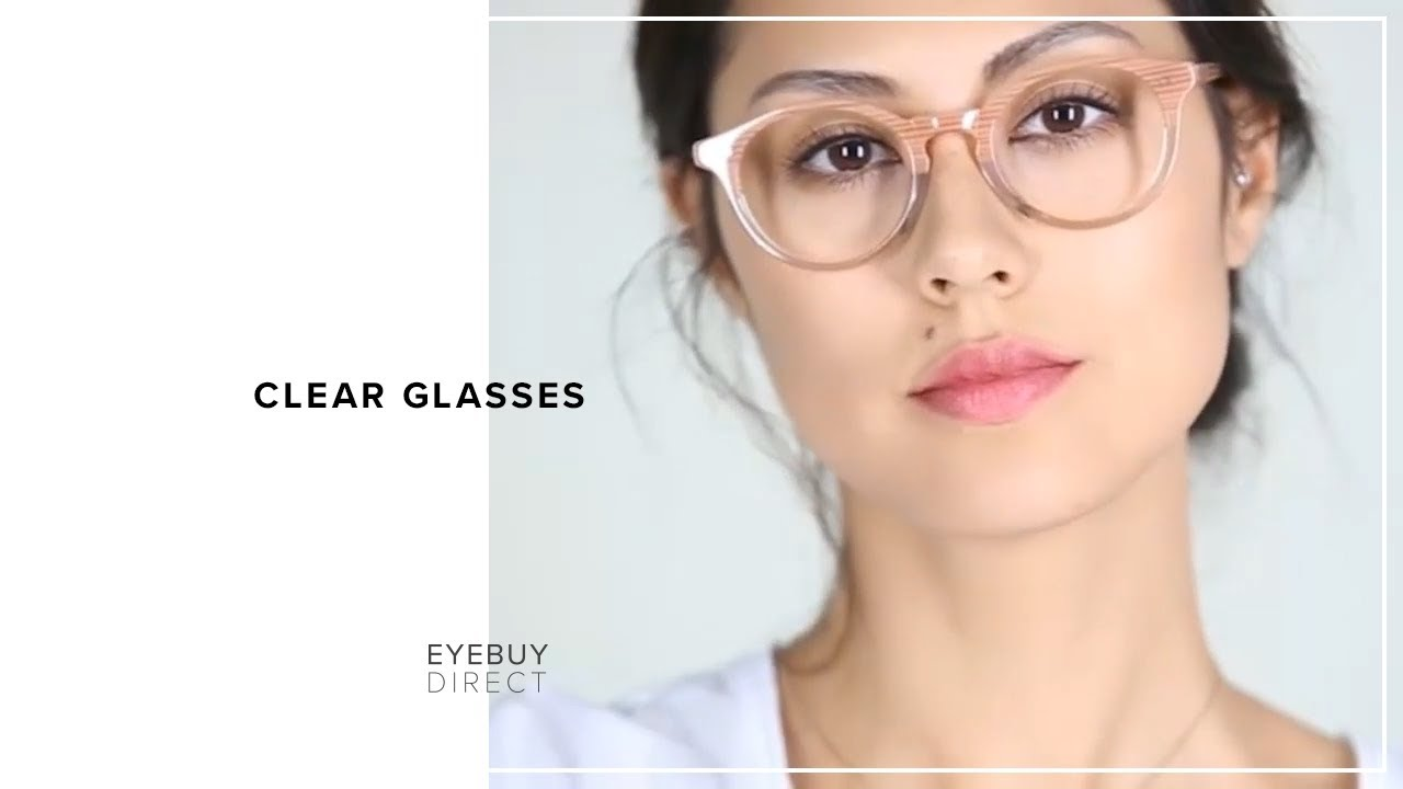 9cf97e6e86 Clear Glasses