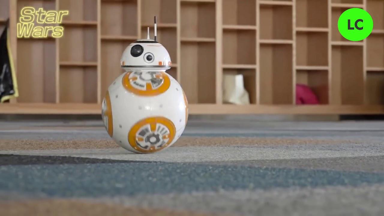 Robô Bb8 Star Wars Droid Sphero O Despertar Da Força 24ghz