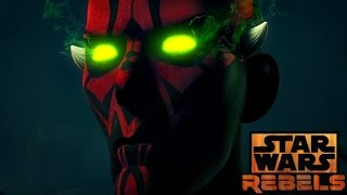 Star Wars Rebels Season 3 Trailer 2 Breakdown/Review