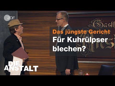 Wucher! Ehrliche Preise für ehrliches Fleisch? - Die Anstalt vom 18.12.2018 | ZDF