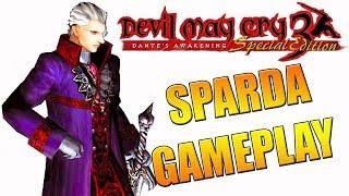 DEVIL MAY CRY 3 / SUPER SPARDA / GAMEPLAY INICIO AO FIM